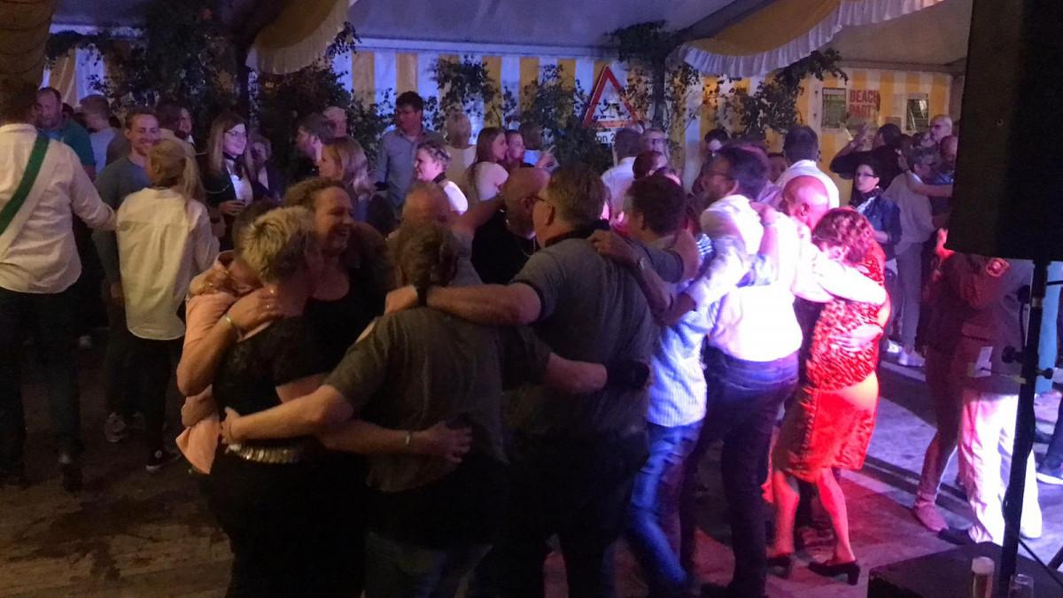 Schutters en dart vereniging St. Märten - Schuttersfeest 1ste pinksterdag Bardel